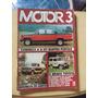 Motor 3 Nº 72 Edição Especial Com Caminhonetes De 1986