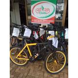 """Bicicleta Alumínio Usada 26"""""""