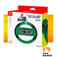 Volante Deluxe Hori - Luigi - Nintendo Switch