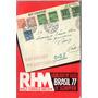 Rco Catálogo Rhm 1977 Usado Conservado