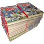 Gibi Lista Escolar Lote Atacado 30 Revistas Iguais Mickey