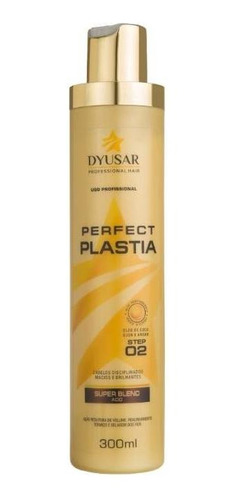 Escova Progressiva Perfect Plastia Dyusar 300 Ml Original