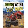 Diversão Em Casa Quebra cabeça Dino Trux