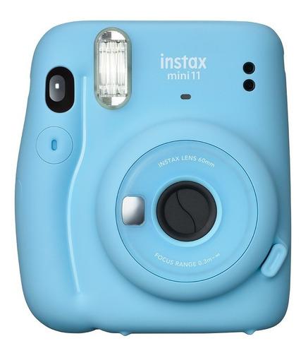 Máquina Fotográfica Fujifilm Instantâneas Instax Mini 11 Original