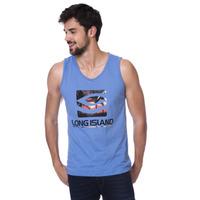 Regata Long Island RB Azul