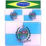 Kit 3 Bandeiras Rio De Janeiro Em 2 Medidas. Grátis Brasil