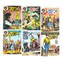 Revista Tex Coleção Ouro Histórica Platinum Hq Faroeste