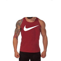 89d4abbc6e Comprar Kit C 03pç Camiseta Regata Masculina Nike Algodão Fretegrtiz
