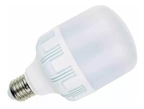 40 Lampada Bulbo Led 45w 6000k Branco Frio Bivolt Economica Original