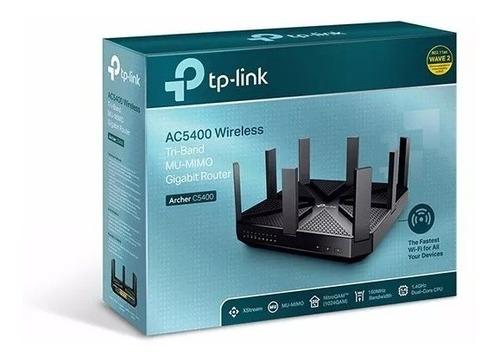 Roteador Tp-link Archer C5400 Ac5400 Tri-band Gigabit V2.0 Original