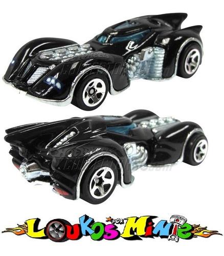 Hot Wheels Batman Arkham Asylum Batmobile 2011 Premiere Original