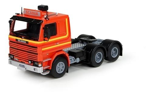Miniatura Caminhão Scania R142 Tekno = Arpra. Original