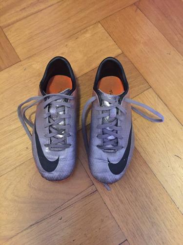 Chuteira Nike Mercurial Tamanho 32
