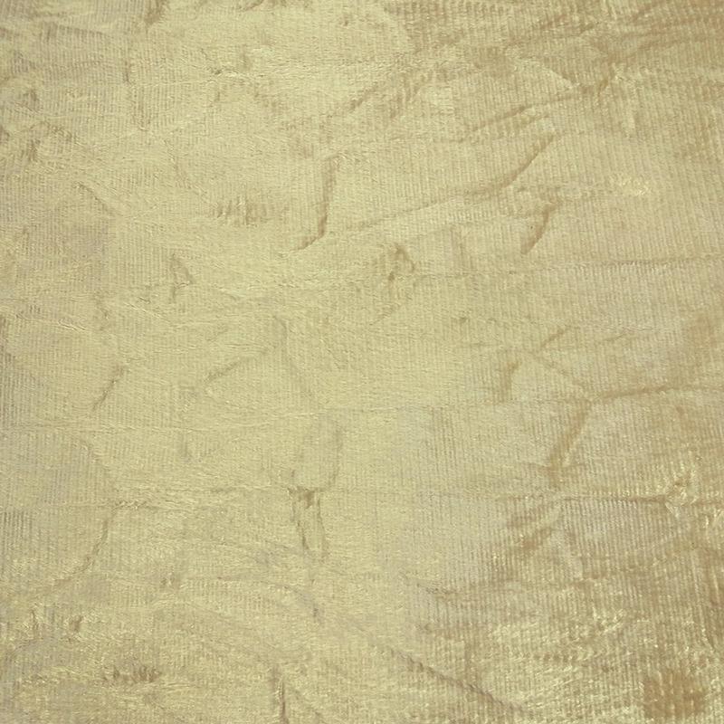 Tecido suede amassado cru Larg. 1,40 m