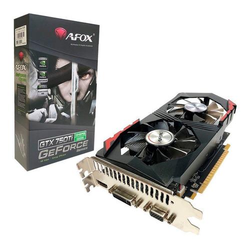 Placa De Video Geforce Gtx 750ti 2gb Gddr5 128bits Hdmi Original