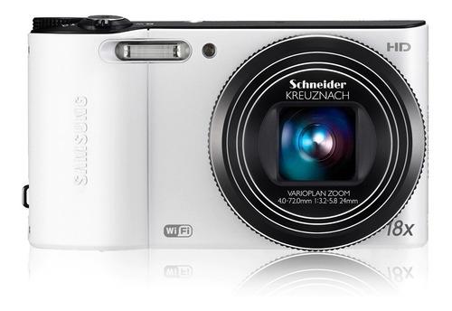 Máquina Fotográfica Digital Samsung Wb150f Branca  Nova Original