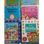 Historia Biblica Infantil Biblia Sagrada Pequena Feminina