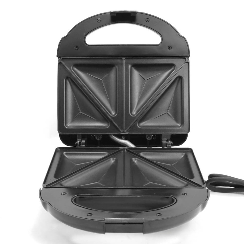 Sanduicheira Elétrica 700W Black+Decker - HG750