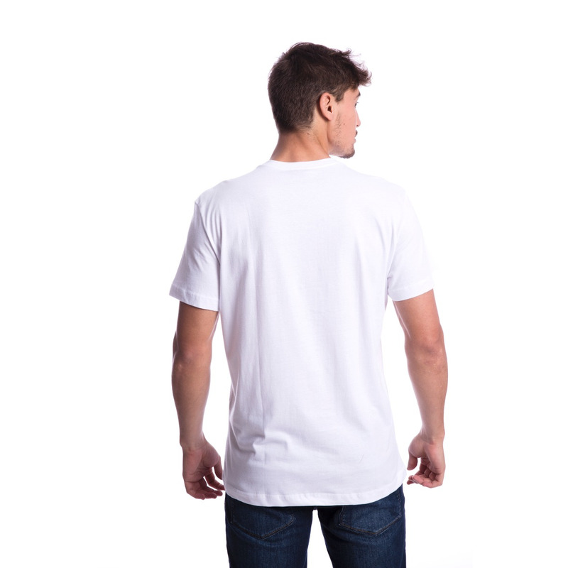 Camiseta Long Island Palhaço Branca