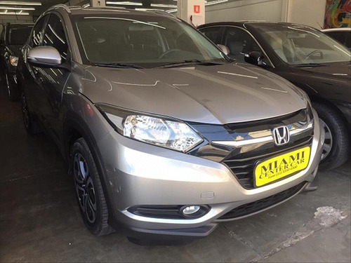 Honda Hr-v 1.8 Ex 16v Flex 4p Automatico