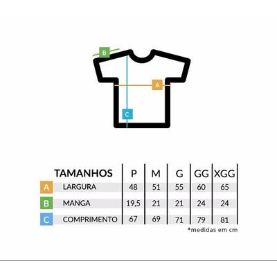 Camisetas Cristãs Fé Esperança E Amor P M G em Rio de Janeiro