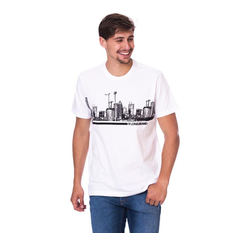 Camiseta Long Island URB Branca