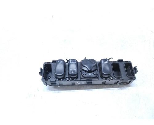 Botão Retrovisor/desembaçador/limpador Tr. Classe A 2001 Original
