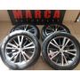 Jogo 4 Rodas Pneus Aro 16 Michelin Corolla 5 Furos (ler Descrição)