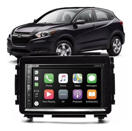 Multimidia Pioneer Honda Hrv Tv Interface Câmera Espelhament Original