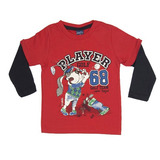 Camiseta Player TMX Kids&Teens