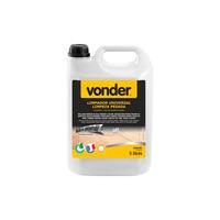 Limpador Universal de Limpeza Pesada Biodegradável 5 Litros Vonder