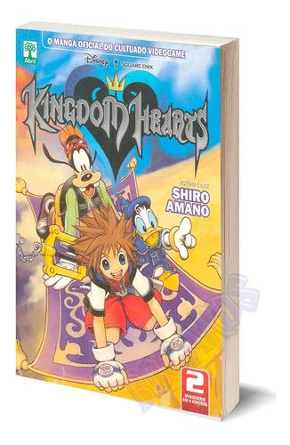 Kingdom Hearts Shiro Amano Original