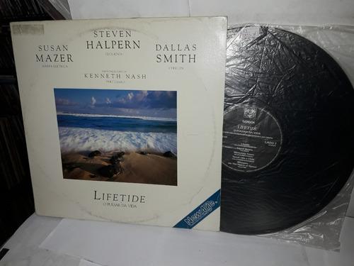 Lp Lifetide O Pulsar Da Vida 1987 Ne Original