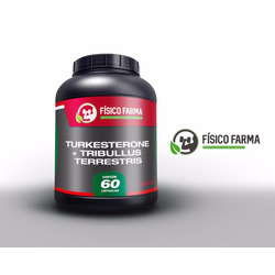 Turkesterone 200mg + Tribulus  300mg ...