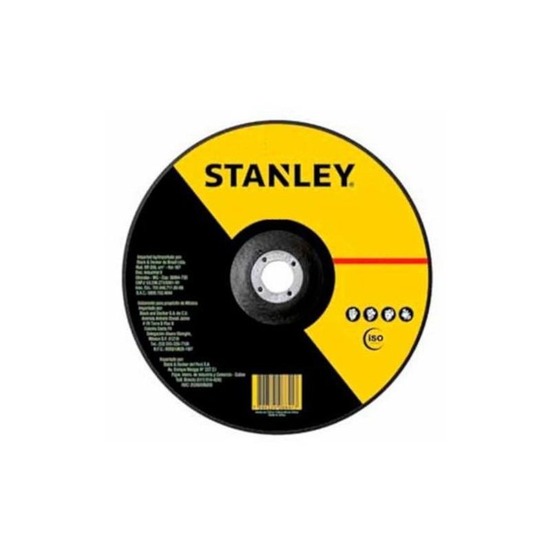 Disco de Corte Inox 7x1 6x7/8-Stanley