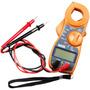 Alicate Amperímetro Lee Tools