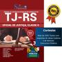 Apostila Concurso Tj Rs Oficial De Justiça Classe O