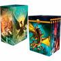 Box Percy Jackson Box Heróis Do Olimpo