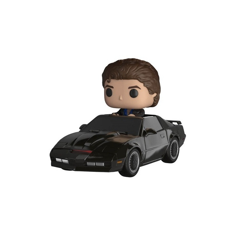 Funko Pop Rides Michael Knight with KITT #50 - Knight Rider - A Super Máquina - Television