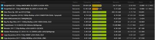 Torrent Seedbox Ilimitada 1 Gbps 600gb De Espaço Em Disco