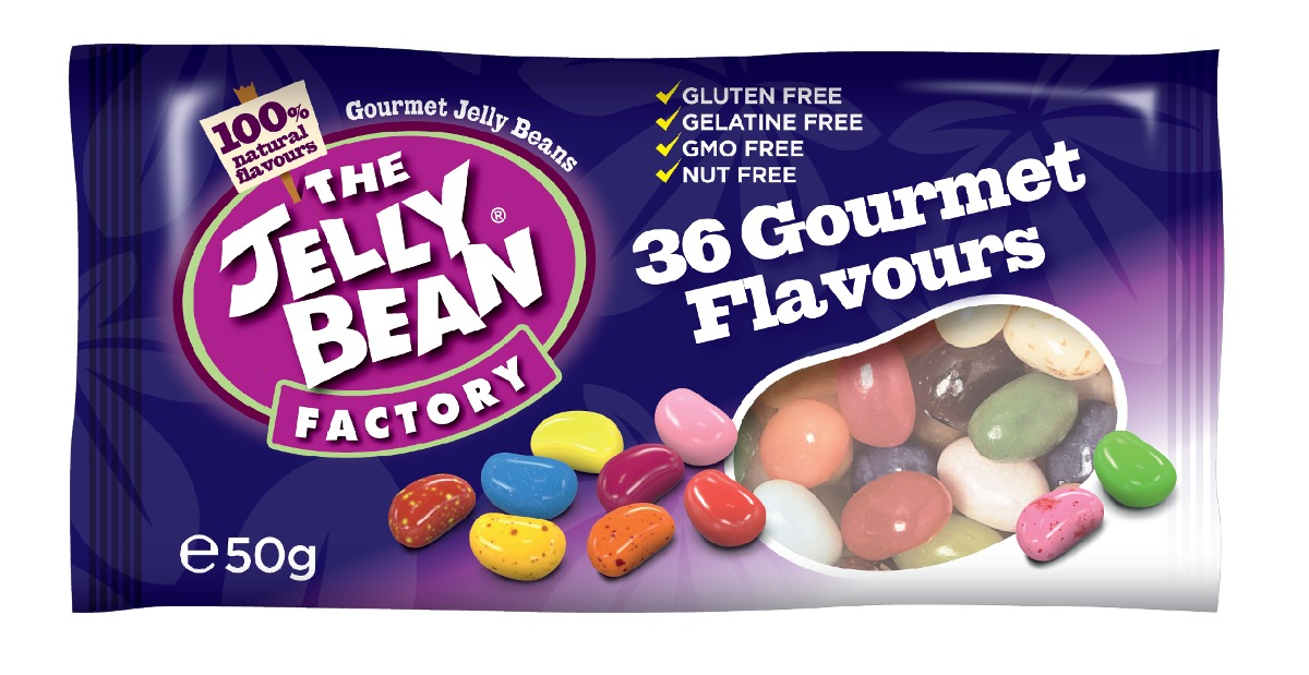 Jujubas Jelly Bean Factory - Gourmet