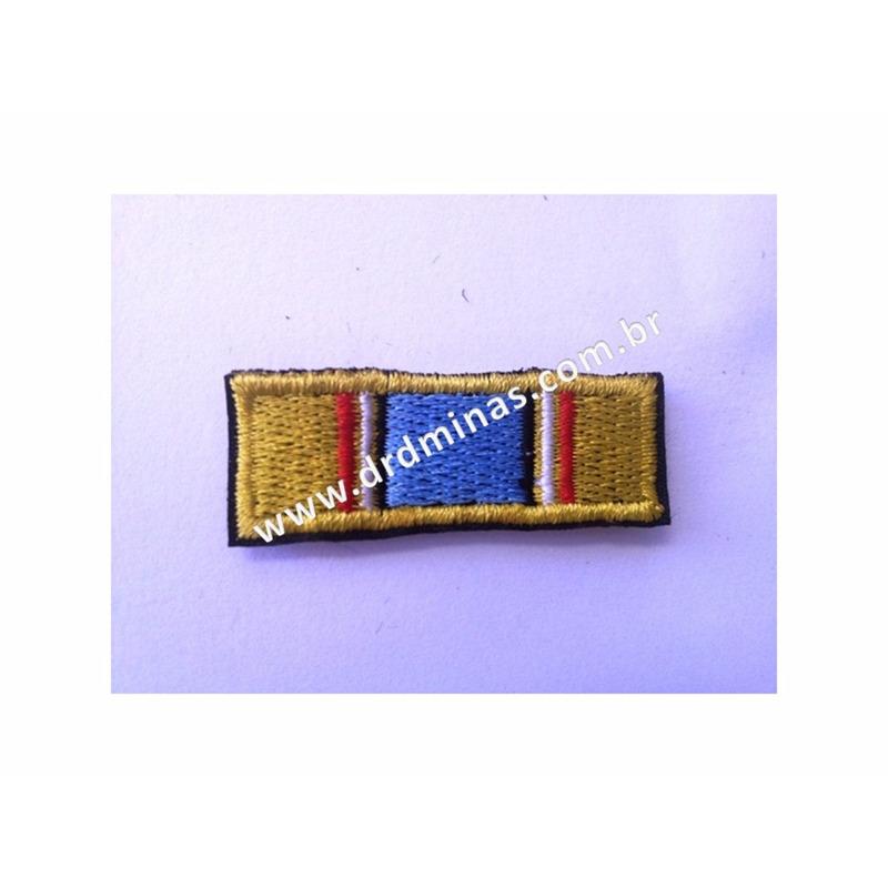 Medalha Bordada Praça Magistinto