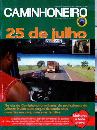 Caminhoneiro 215 * Jun/05 Original