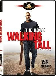Walking Tall Dvd Importado Original