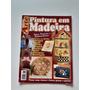 Revista Criando Arte Pintura Em Madeira Porta retrato D751