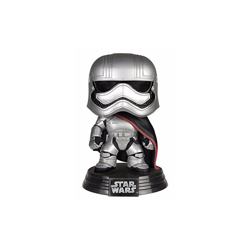 Captain Phasma Pop Funko #65 - Os Últimos Jedi - Star Wars