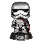 Captain Phasma Pop Funko #65 - Os Últimos Jedi - Star Wars