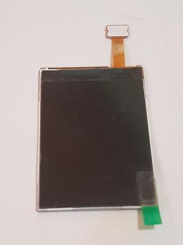 Tela Display Lcd Do Celular Nokia 5310 3120 6120 6500 E51 Original