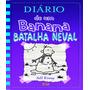 Diario De Um Banana Vol 13 Batalha Neval