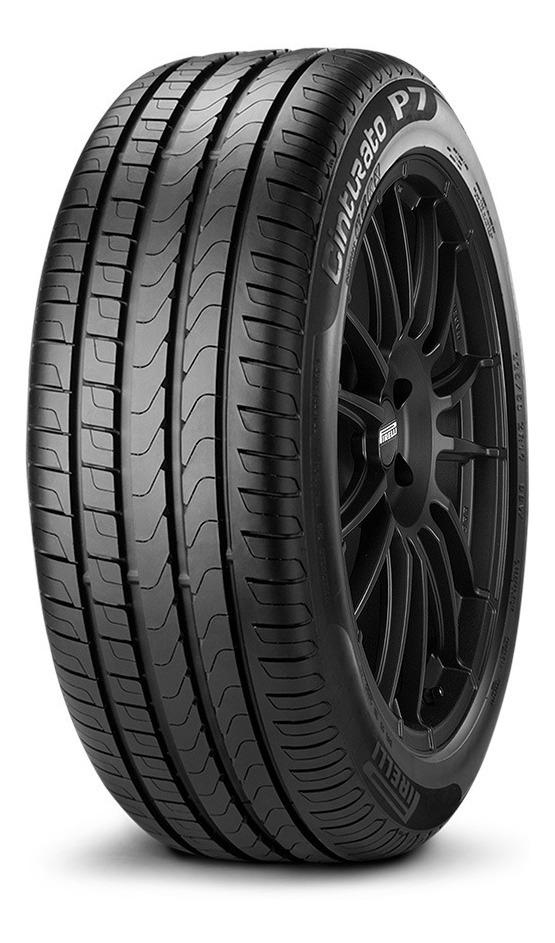 Kit 02 Pneus Pirelli 205/60r15 Cinturato P7 91h Tudobempneus